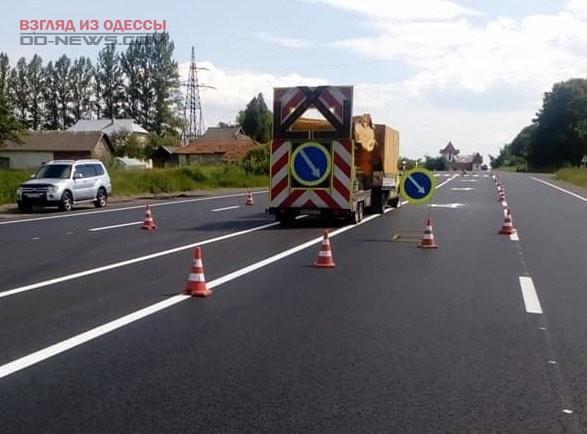 В Одессе планируют менять ширину полос автодорожного полотна