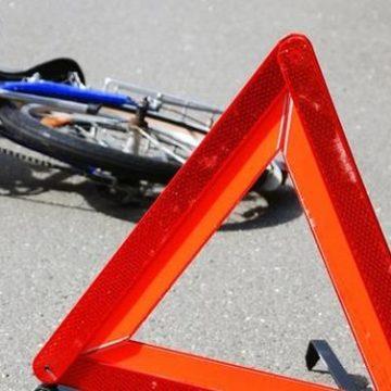 Автомобиль начальника полиции Ивано-Франковской области насмерть сбил велосипедиста