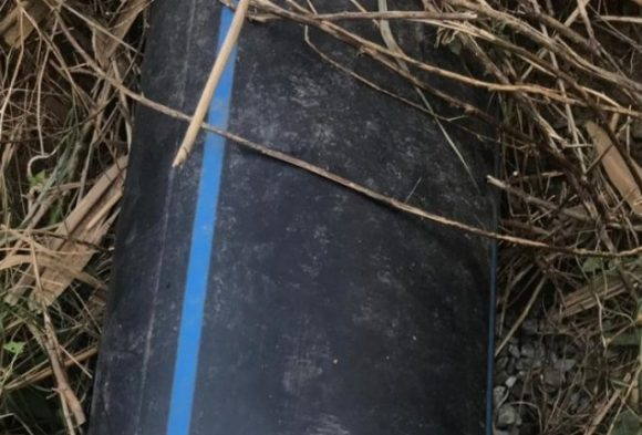 В Херсонской области обнаружили секретный водопровод в Крым