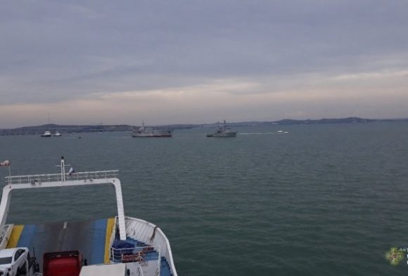 Чем оккупанты ответят на появление украинских ВМС в Азовском море