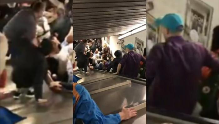 Украинские фанаты ЦСКА, которые пострадали в Риме, летят домой