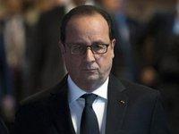 Давление на Россию, в том числе санкции, нужно сохранять — Олланд