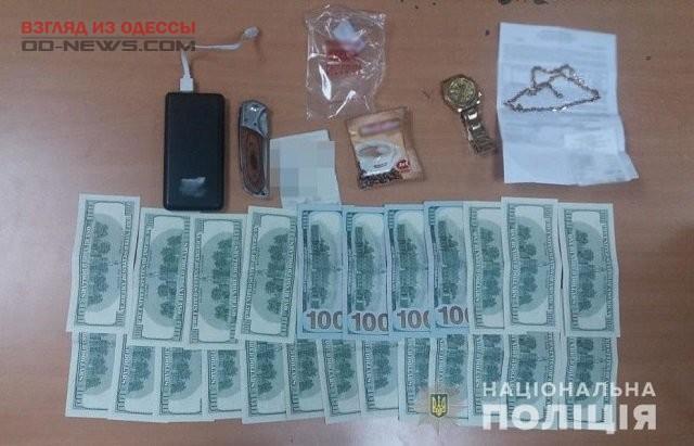 В Одессе из подсобки украли тысячи долларов