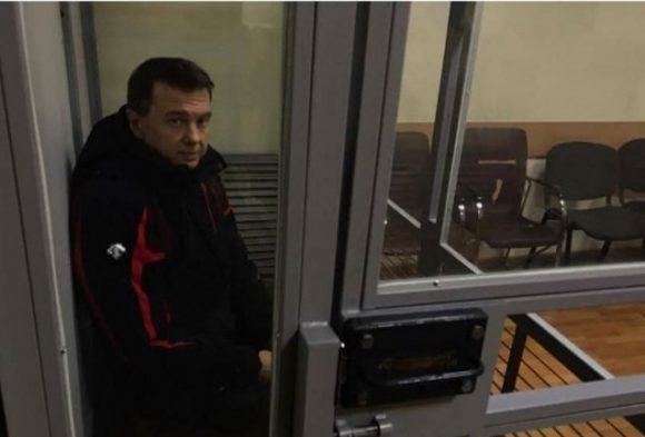 Экс-супруг Подкопаевой бизнесмен Нагорный находится в СИЗО по подозрению в госизмене