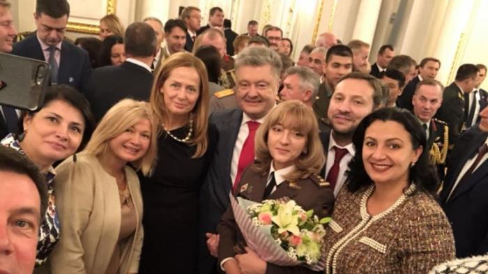 В Украине женщина впервые стала генералом