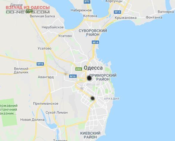 Список адресов в Одессе, где сегодня не будет света