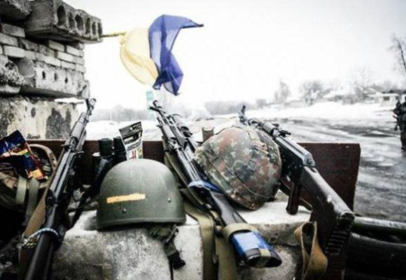 Война на Донбассе: каждый второй обстрел из запрещенного вооружения
