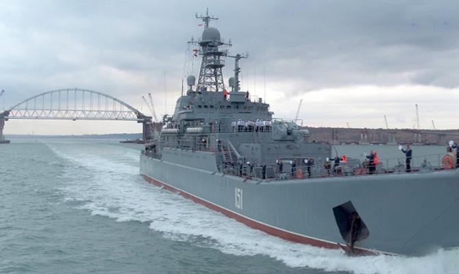 Они могут: в Украине отреагировали на угрозы РФ перекрыть Азовское море