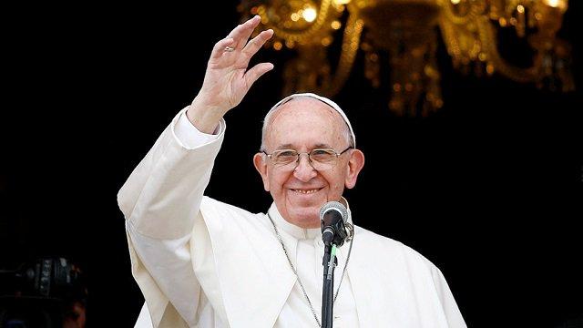 Папа Римский собрал для жителей Донбасса €16 млн