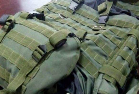 Исчезли: «рюкзаки Авакова» так и не попали в Нацгвардию