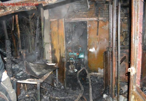 В Одесской области произошли пожары с погибшими
