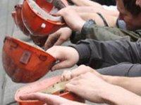Во Львовской области шахтеры на два часа перекрывали международную трассу, требуя выплаты зарплаты