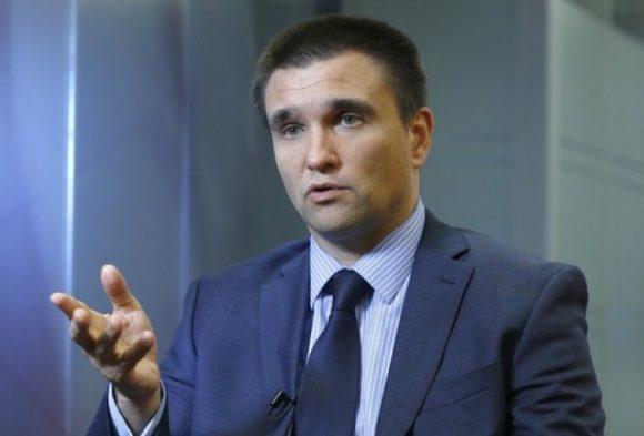 Климкин ответил Хугу: заместитель главы ОБСЕ не имеет права давать оценки