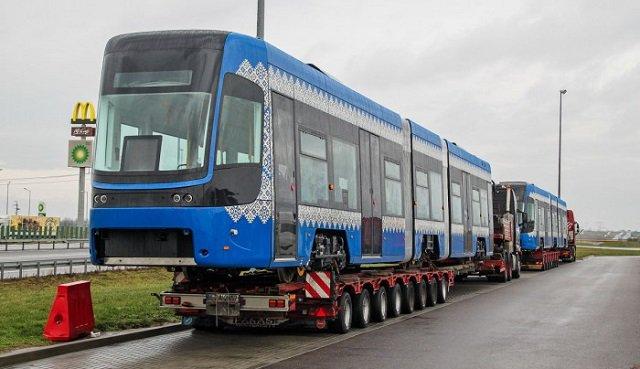 В столице будут разъезжать польские трамваи