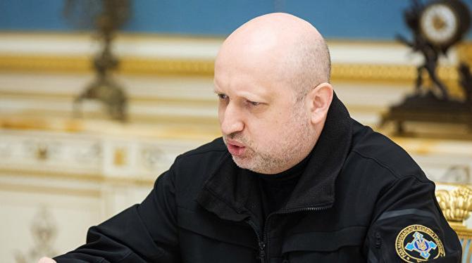 Седой мерин: Турчинов жестко унизил идиота Лаврова