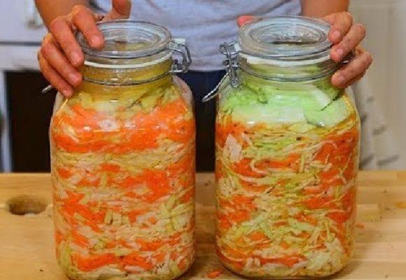 Супрун рассказала о пользе квашеных овощей