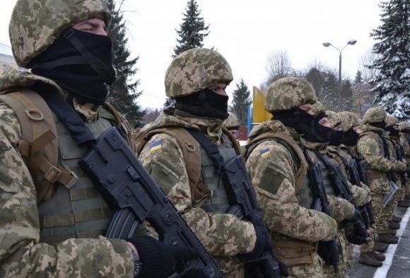 С понедельника в Украине начинаются сборы резервистов и военнообязанных