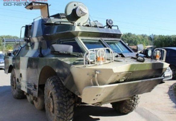 Вблизи Одессы разместили бронетехнику: подробности
