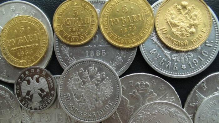 Из Украины пытались вывезти крупную патрию старинных монет