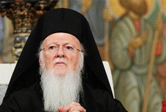 Вселенский патриарх поздравил Украинцев с Рождеством