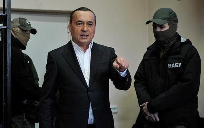 Экс-нардеп Мартыненко тратил миллионы на дочь и жену на деньги от откатов