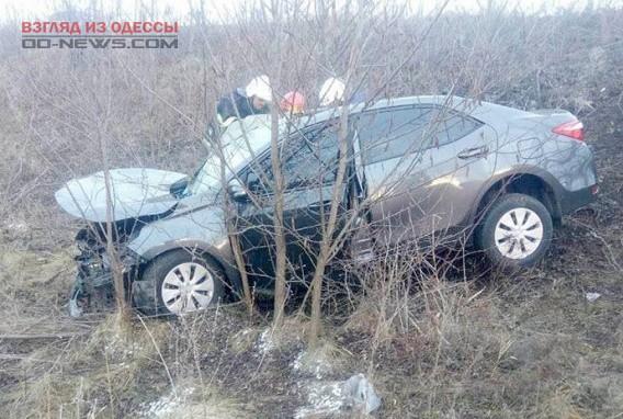 Предновогодняя автомобильная авария на трассе унесла жизнь одесситки