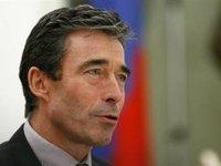 Бывший генсек НАТО Расмуссен поддерживает реформы в Украине, а не отдельно взятых кандидатов