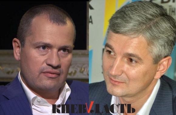Артур Палатный и Александр Лищенко «побили горшки»: Киев ждут кровавые преступные разборки?