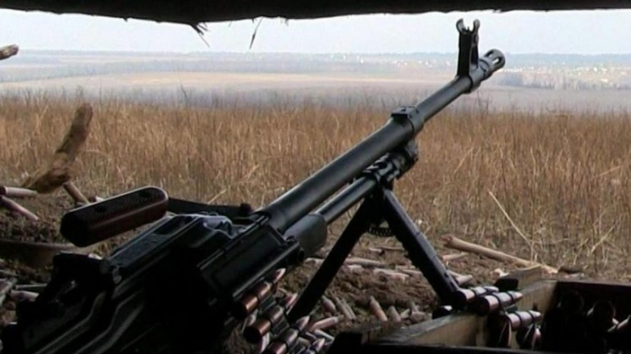 Российские террористы обстреляли жилой дом и детский сад в Чермалыке (ФОТО)