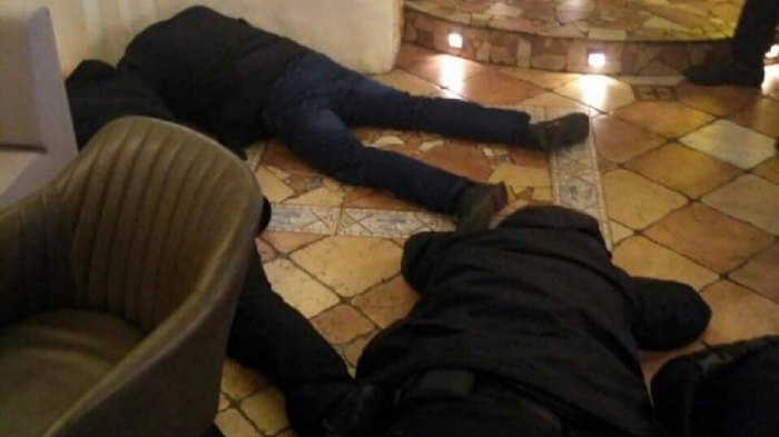 В Киеве задержали вора в законе из России
