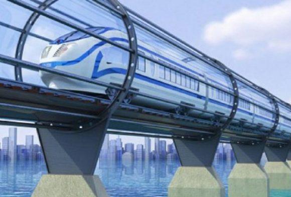 Известны примерные маршруты для Hyperloop в Украине