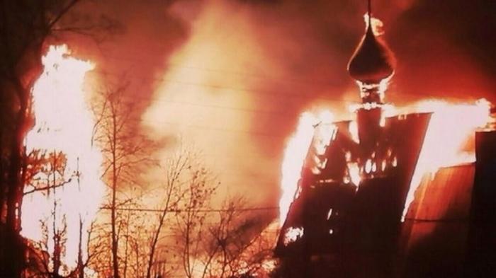 Российские террористы ищут союзников, готовых поджигать соборы