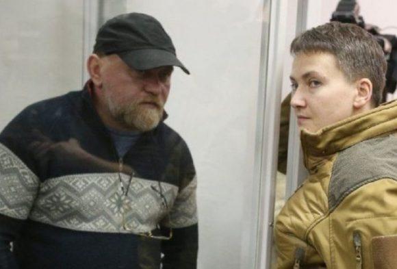 Дело Савченко и Рубана передали в Чернигов