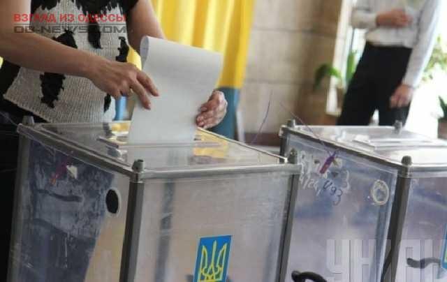 Выборы президента: Одесса создает опергруппы