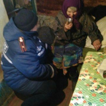 В Одесской области пенсионерка провалилась под лед