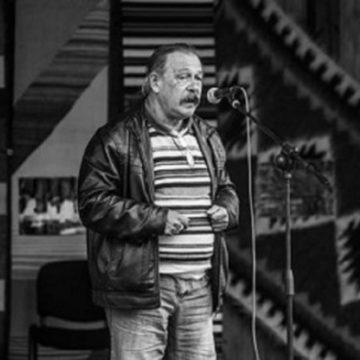 Умер известный украинский писатель и сценарист Портяк