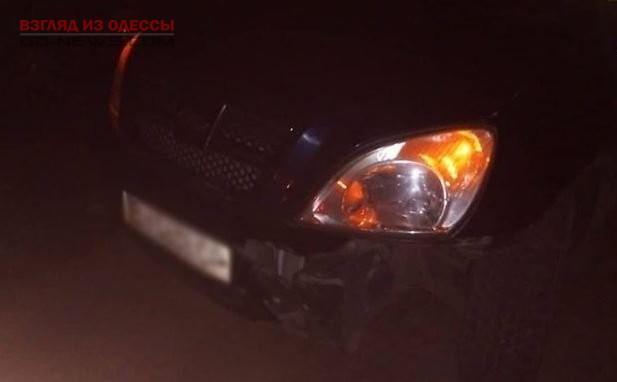 В Одесской области автомобиль сбил насмерть женщину